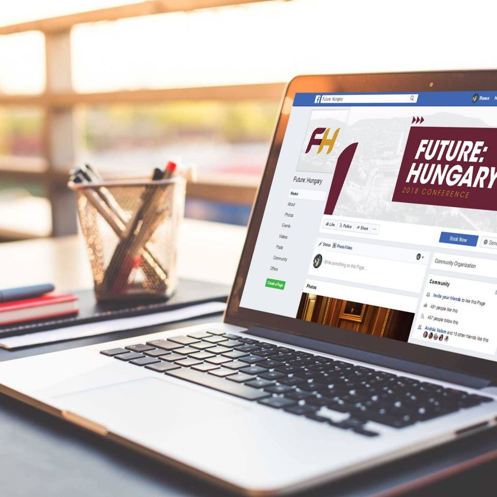 Future Hungary Konferencia 2017 Facebook Oldala