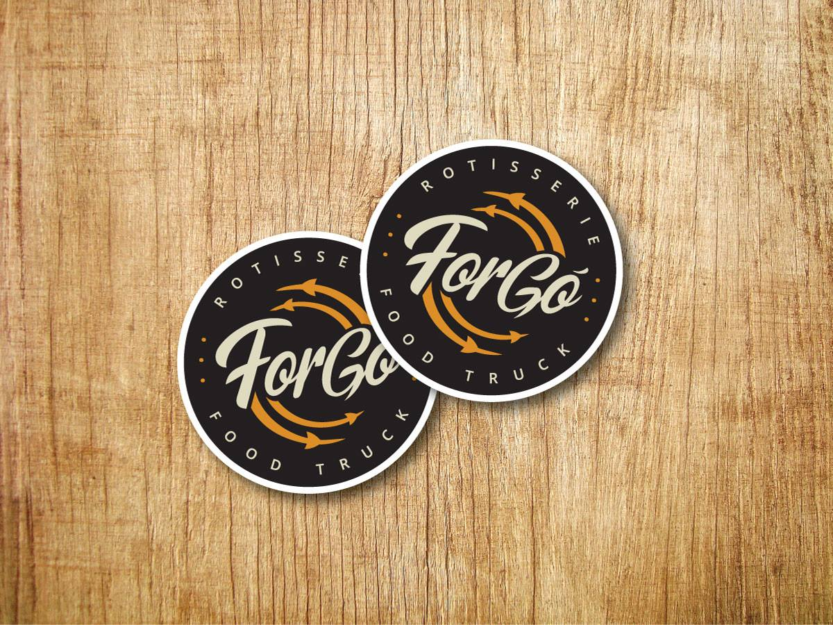 ForGó sticker