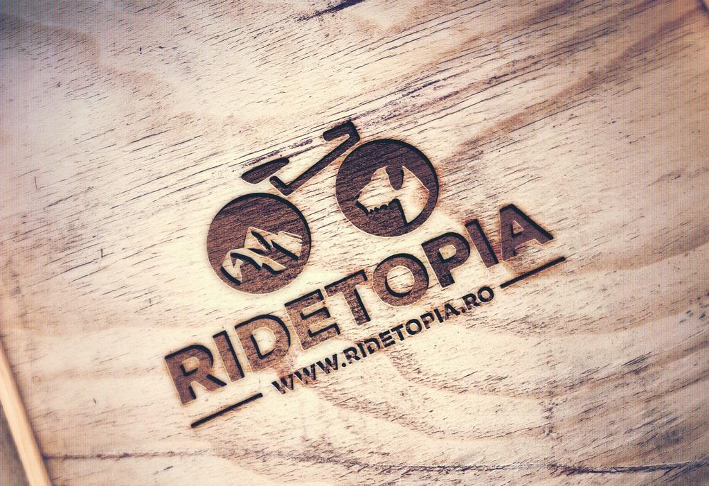 Ridetopia mockup