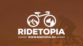 Ridetopia logo